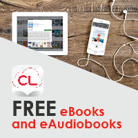 Clipart Showing iPad & iPhone Saying Free eBooks & eAudionbooks
